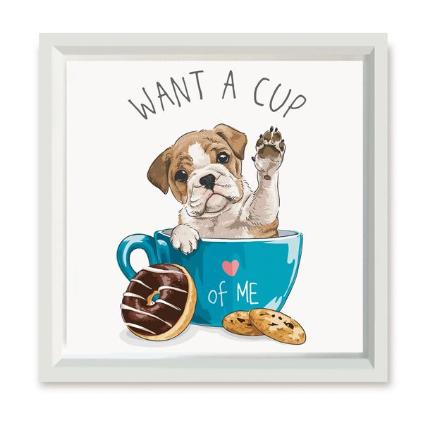 Want-a-cup-Blanco-30-cm